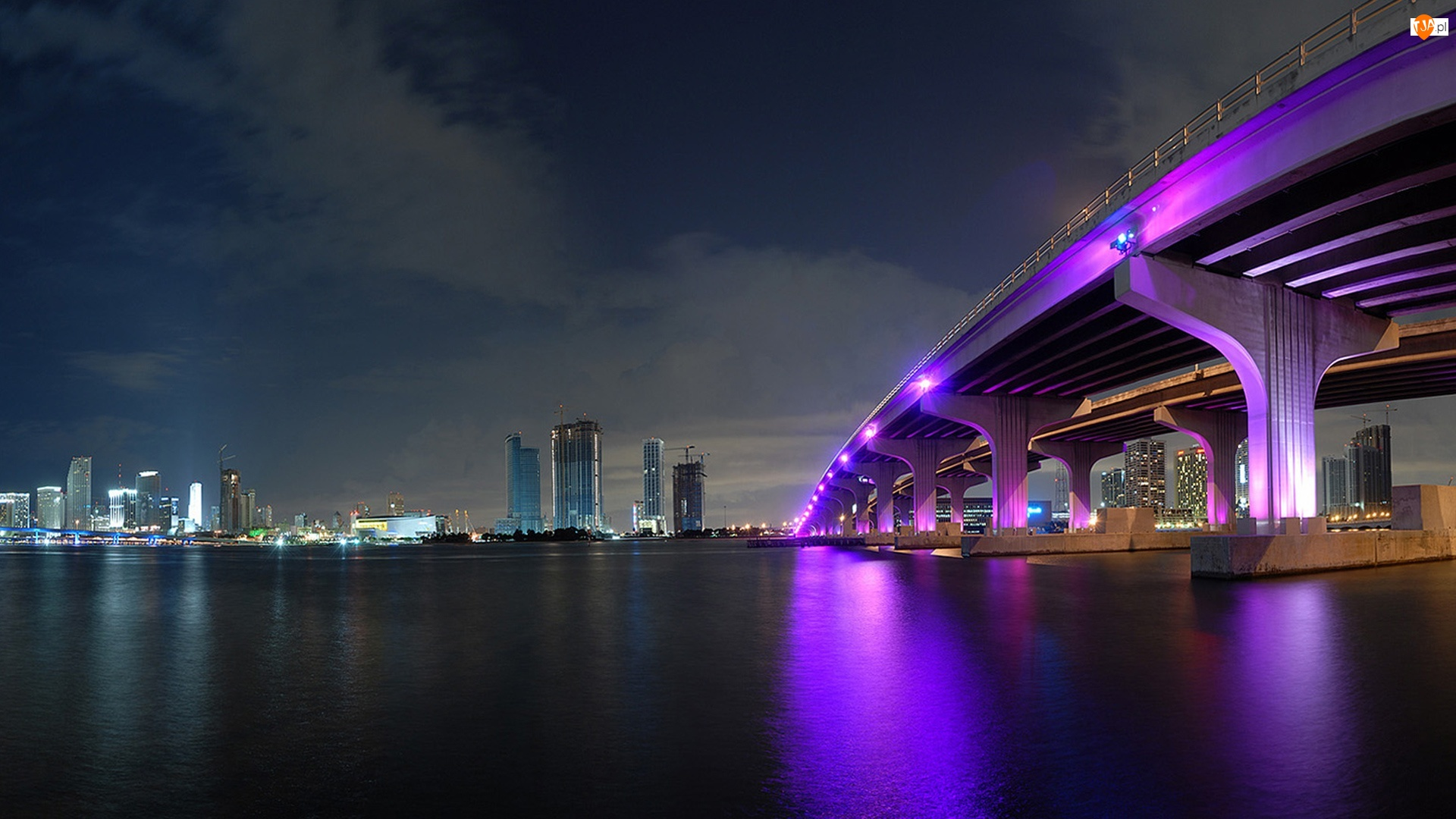 Most, Floryda, Panorama, Maiami