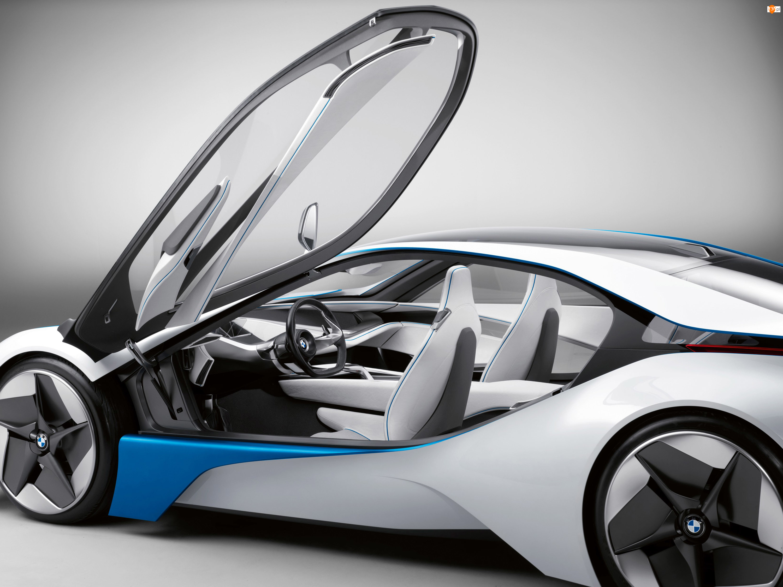 Drzwi, BMW Vision, Przeszklone