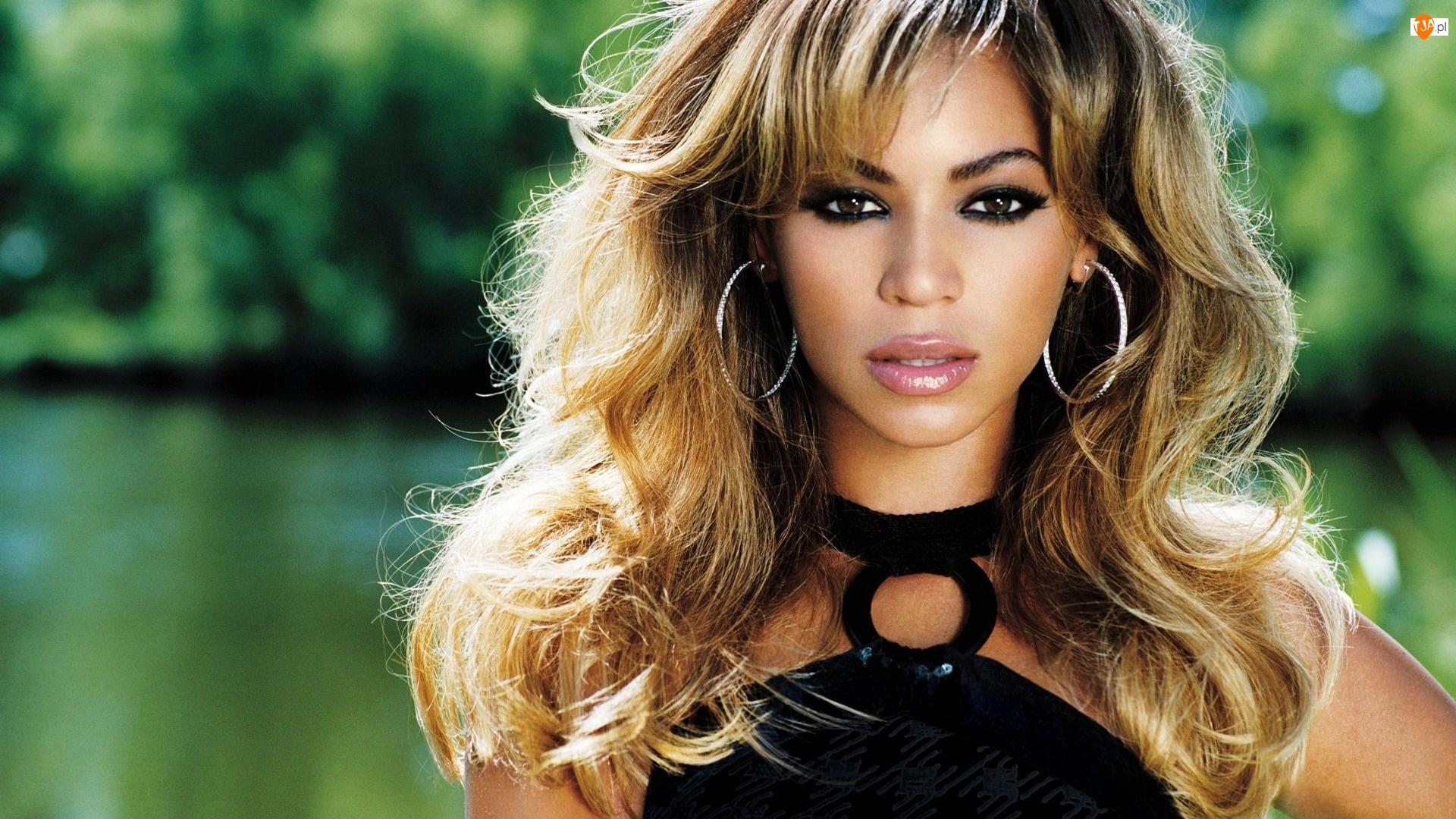 Spojrzenie, Beyonce Knowles, Kolczyki