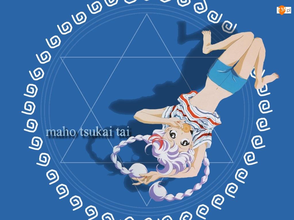 gwiazda, Mahou Tsukai Ni Taisetsu Na Koto, kobieta