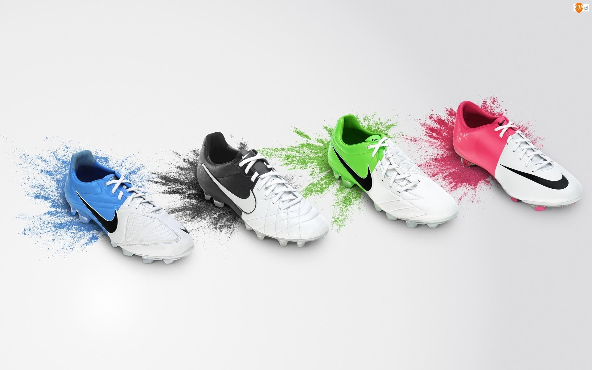 Euro2012, Buty, Firmy, Sportowe, Nike