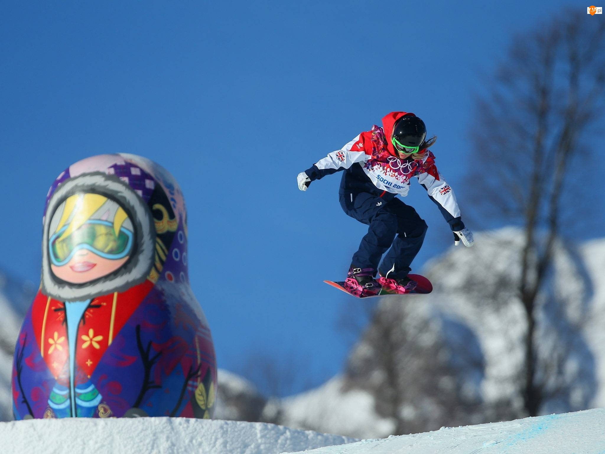 Olimpiada, Brązowa, Jenny Jones, Snowbording, Sochi, Slopestyle, Medalistka