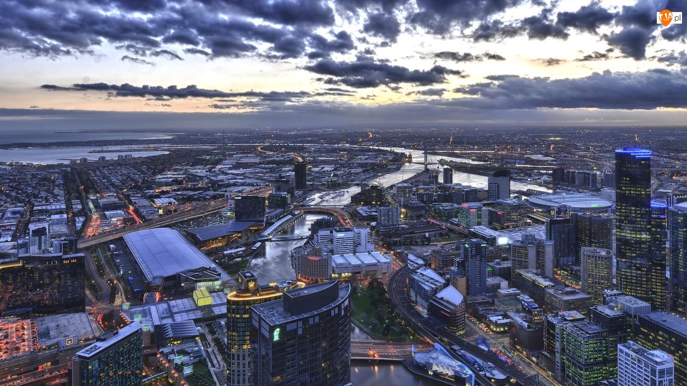 Miasto, Australia, Melbourne