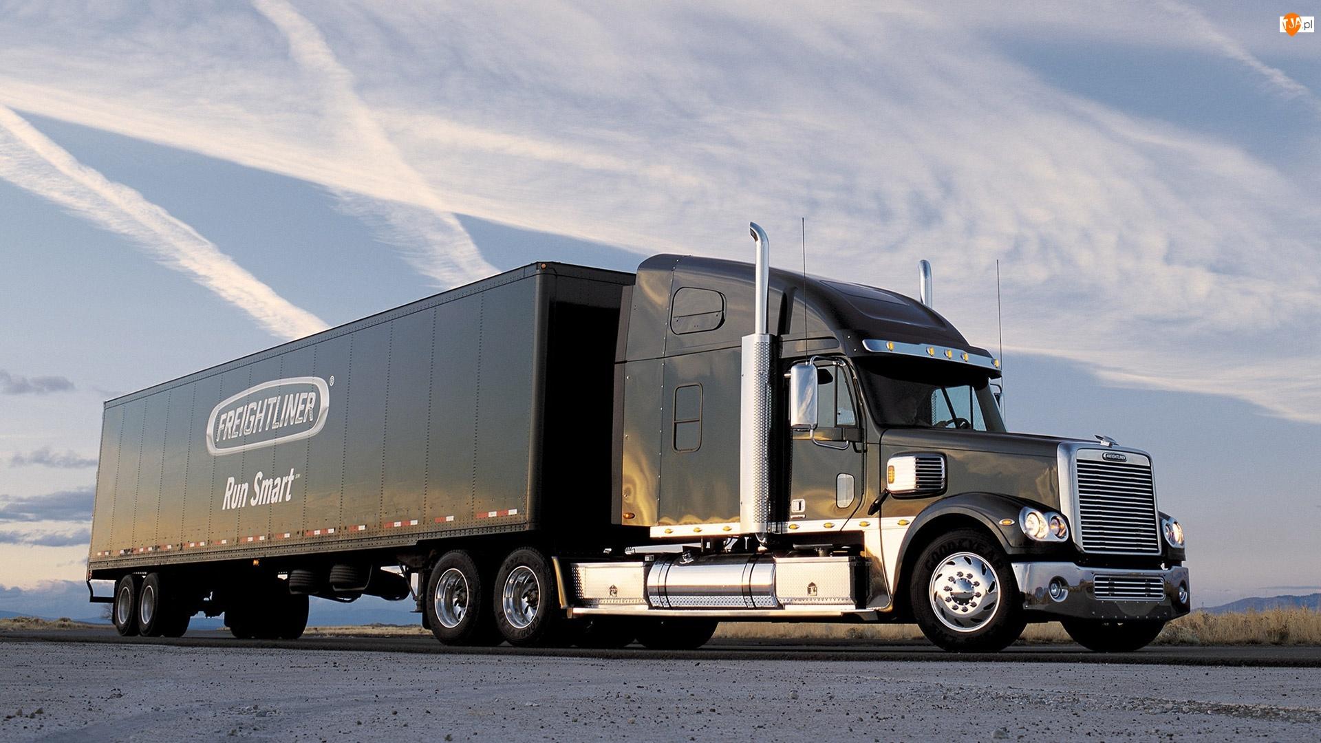 Coronado, Ciężarówka, Freightliner