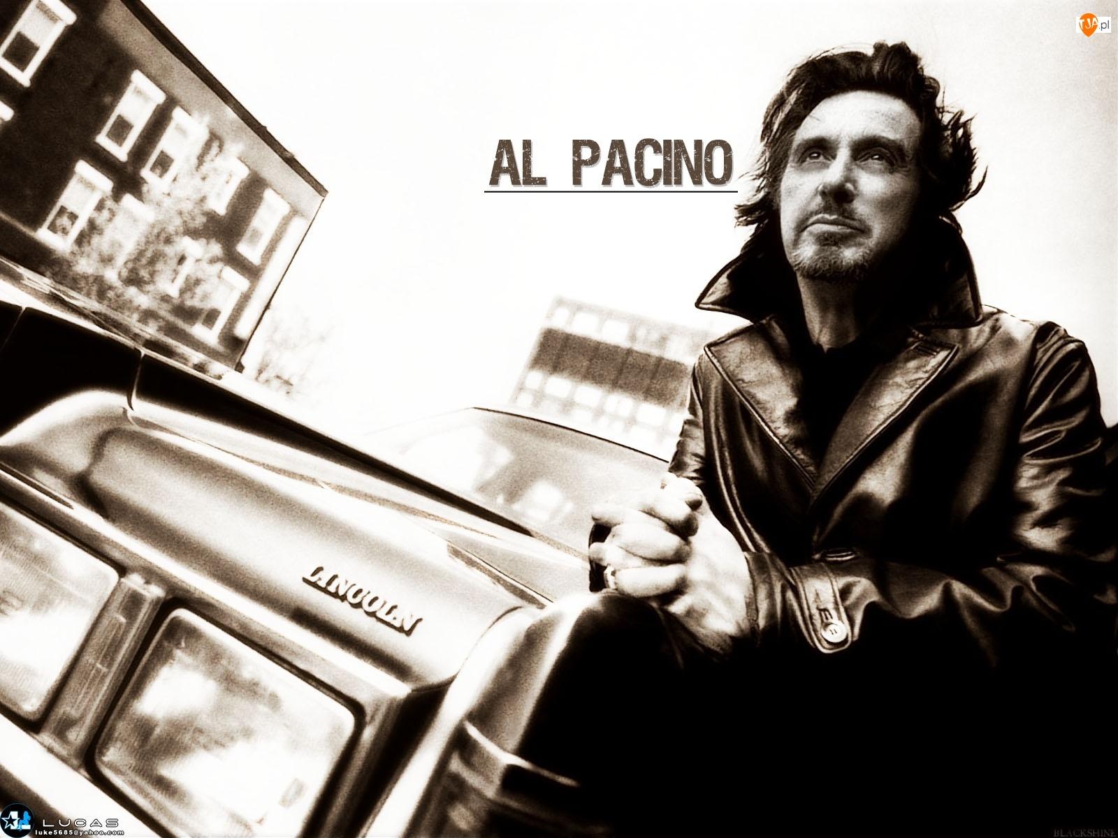 samochód, Al Pacino, skóra