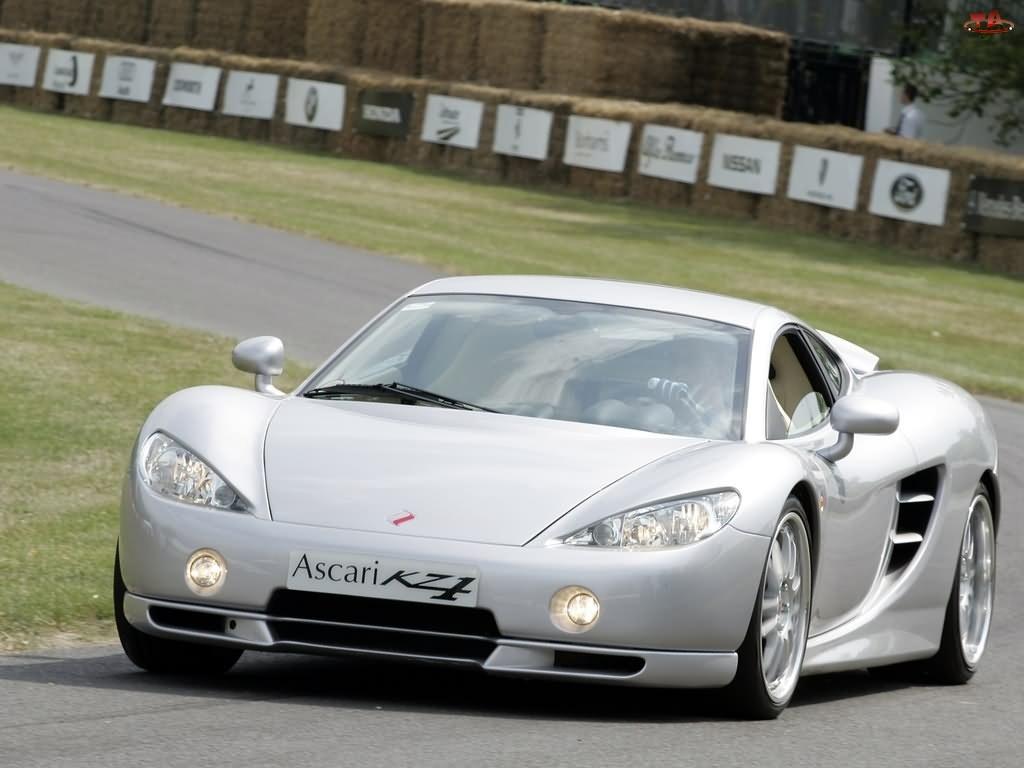 Wyścigowy, Ascari KZ1, Tor