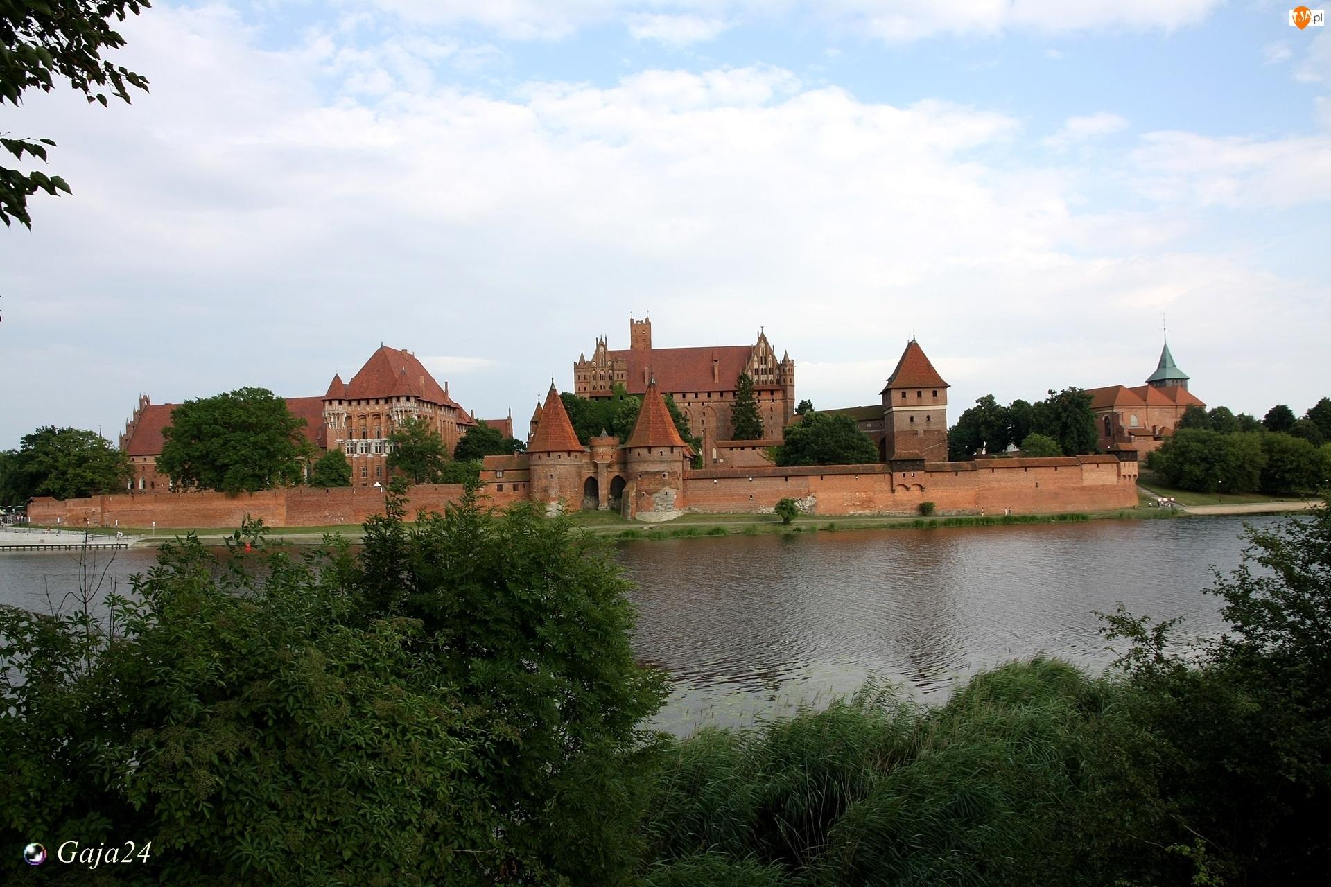 Polska, Zamek Krzyżacki, Malbork
