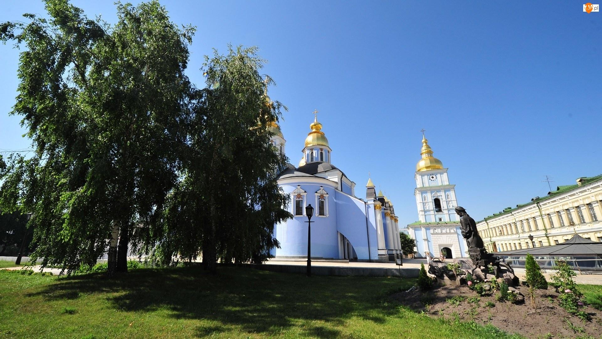 Cerkiew, Ukraina, Św.Michała Archanioła, Kijów