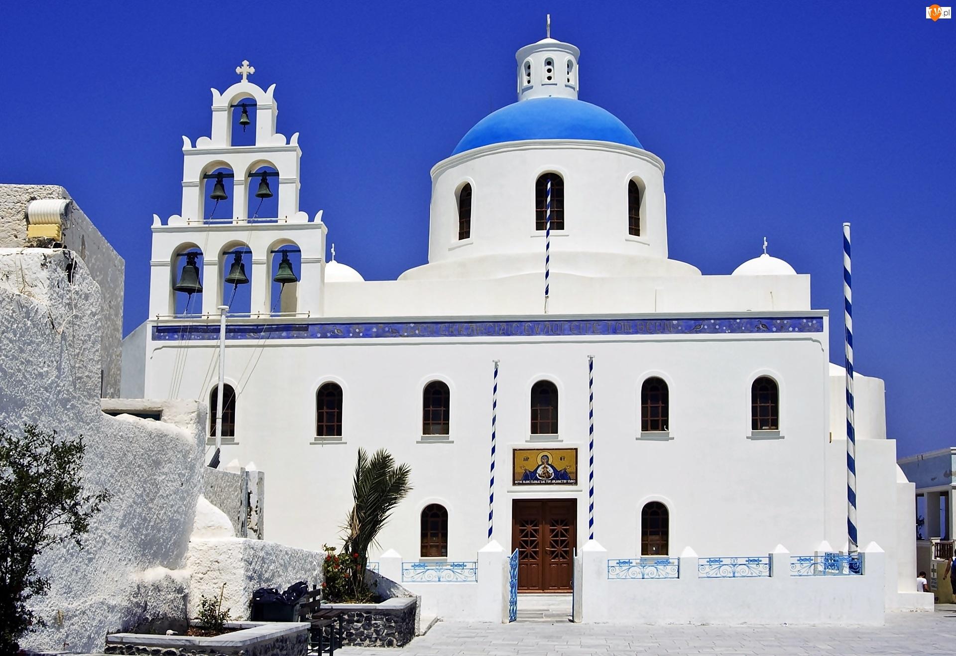 Santorini, Cerkiew