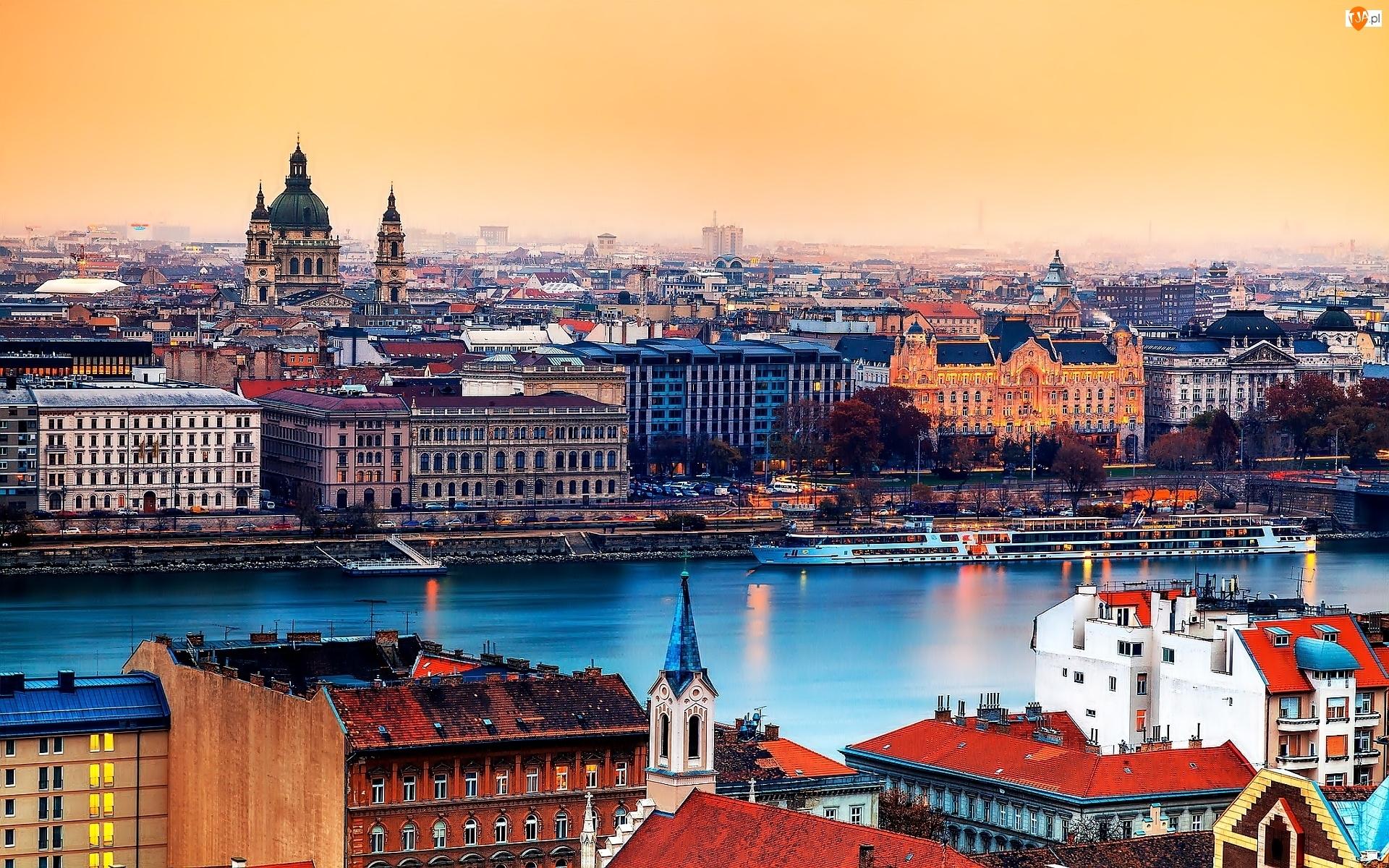 Budapeszt, Zdjęcia miast