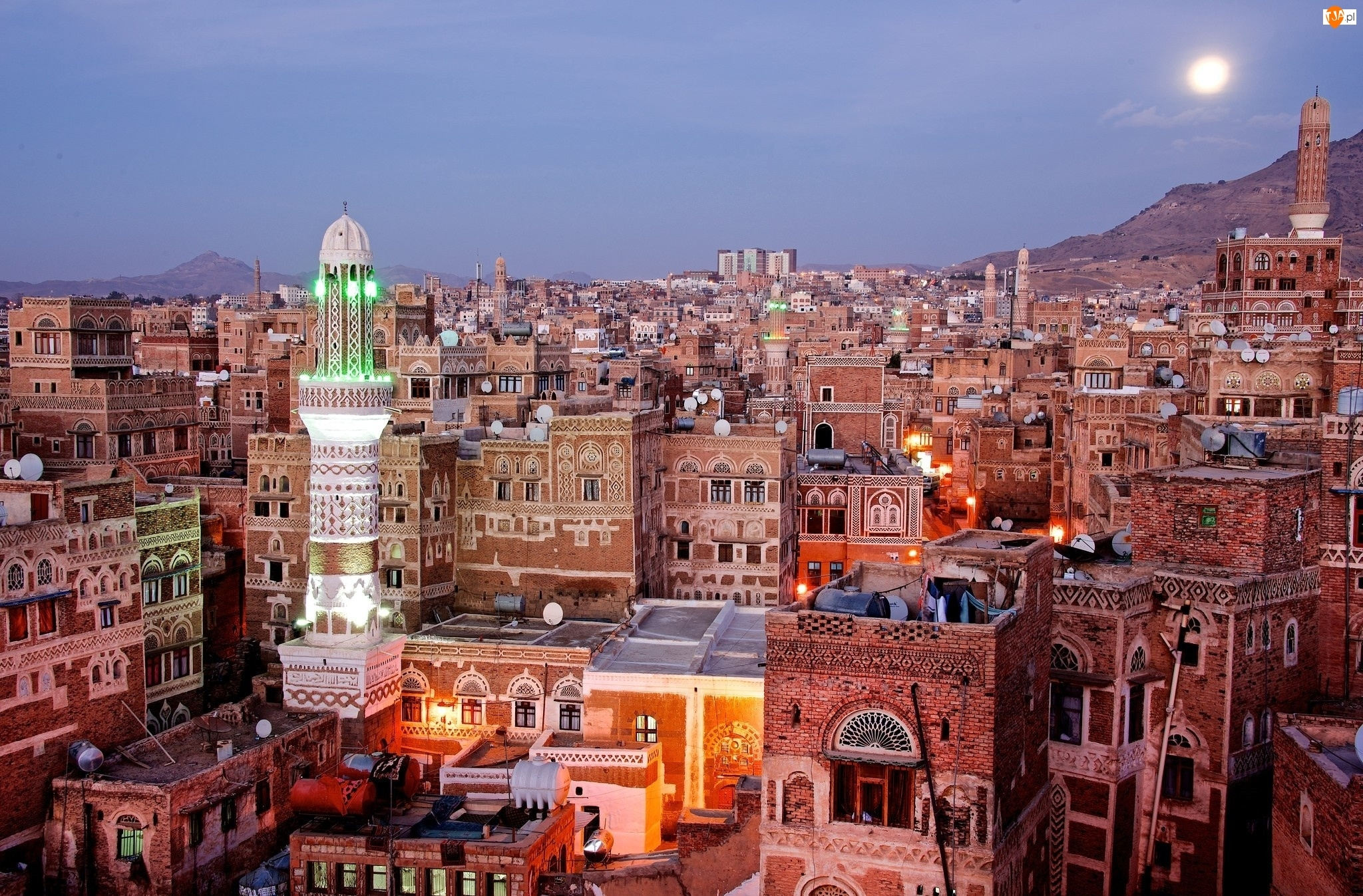 Miasto, Jemen, Sana