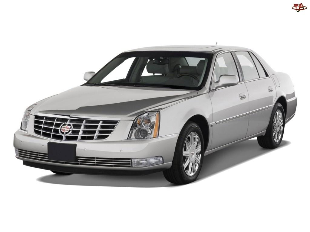 Cadillac DTS, Sedan