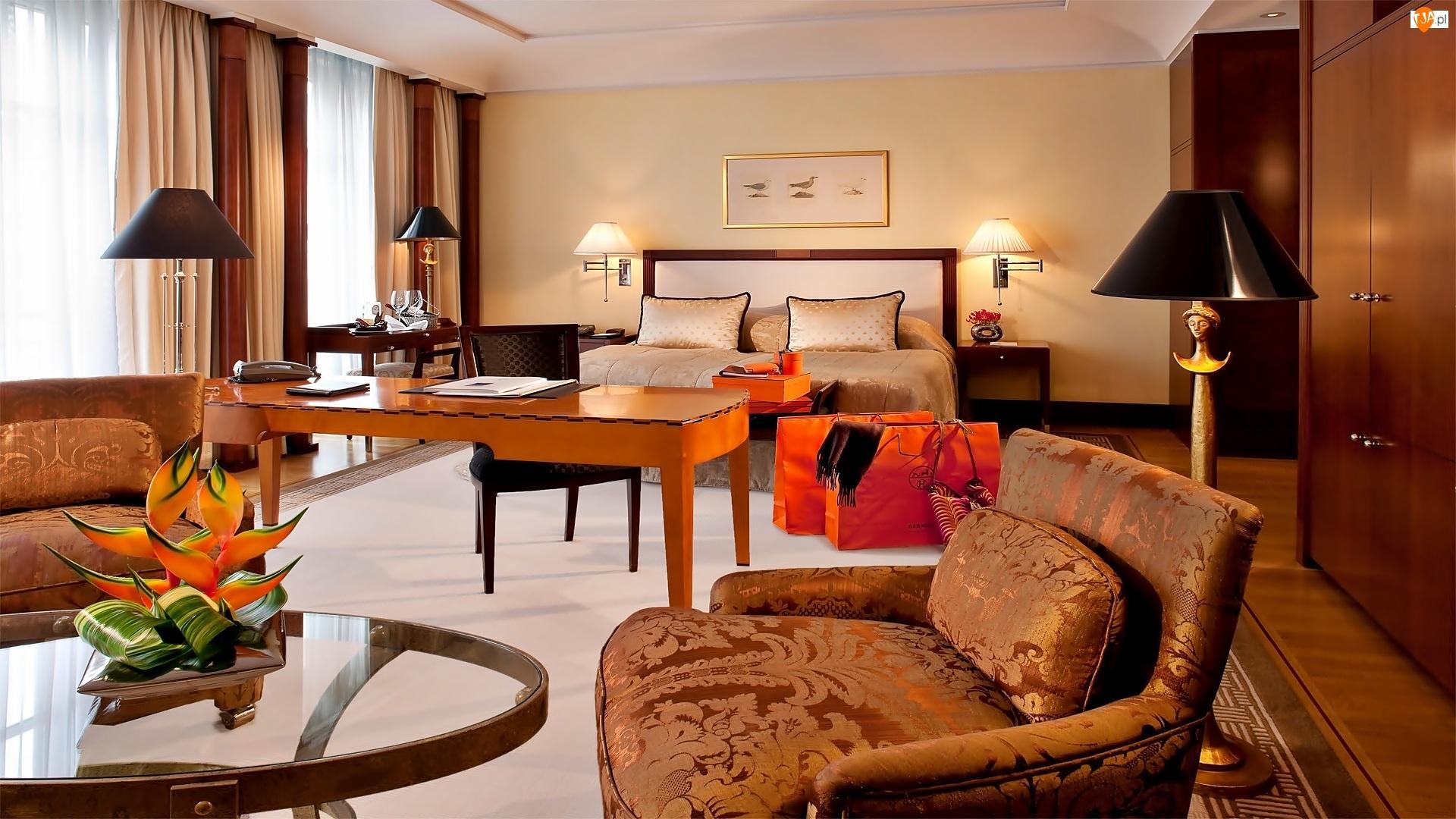 Apartament, Hotel, Adlon
