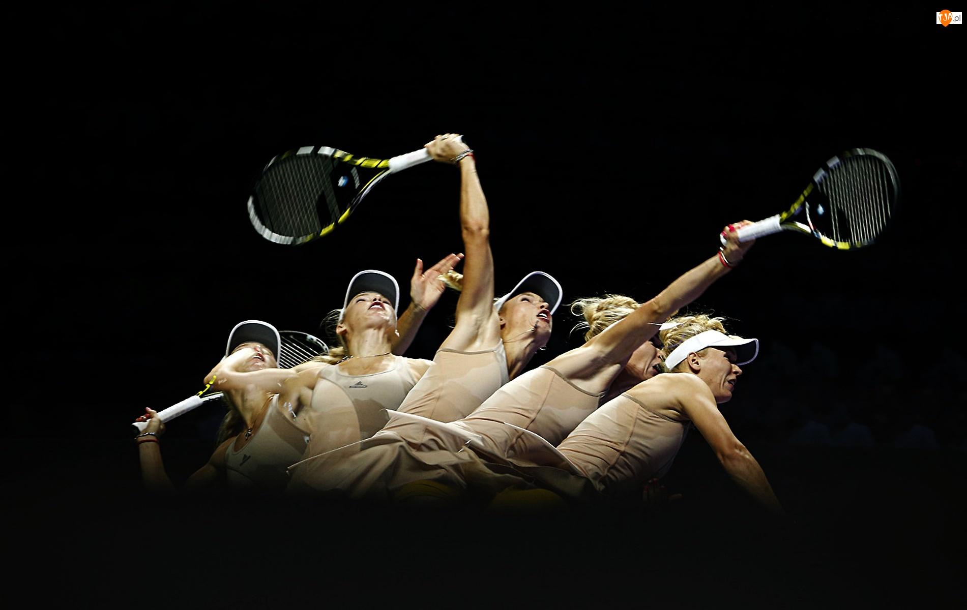 Tenis, Caroline, Woźniacki
