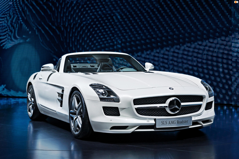 Mercedes-Benz, SLS AMG