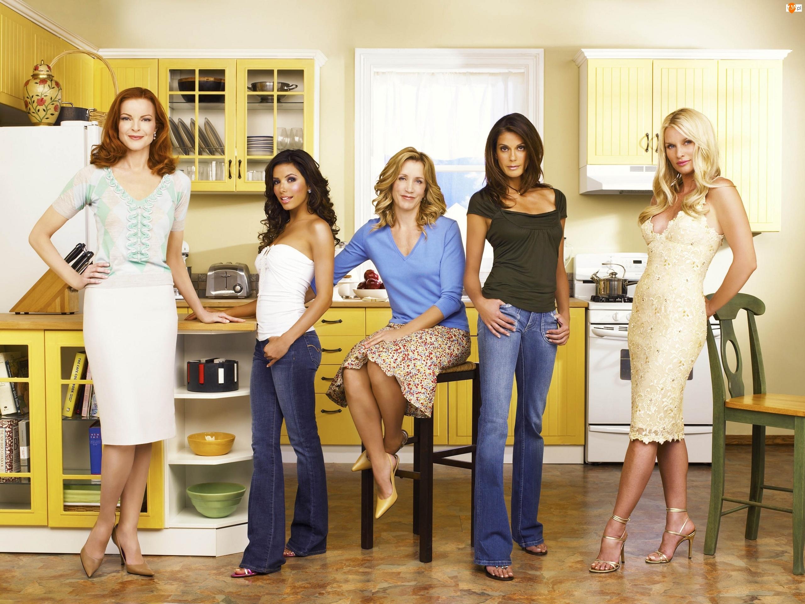 Gotowe na wszystko, Desperate Housewives