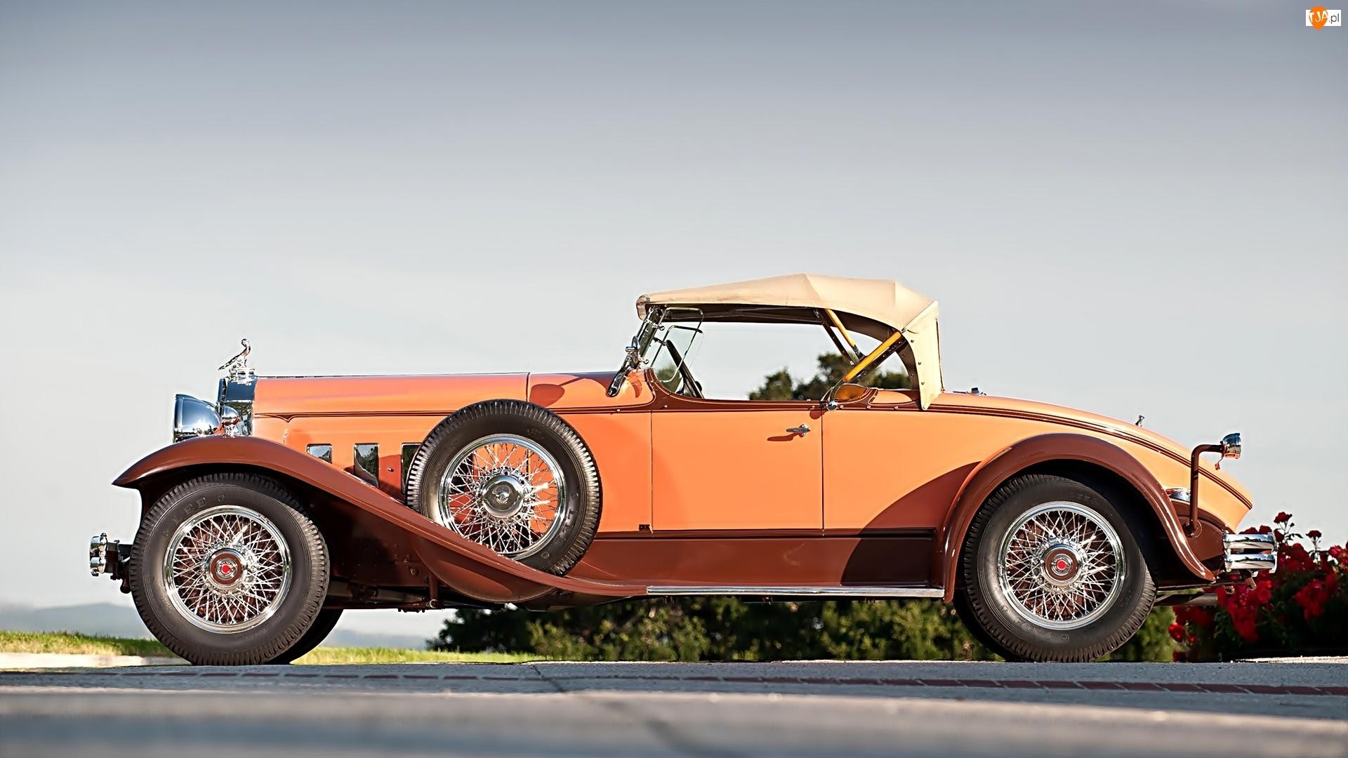Packard Deluxe, 1930