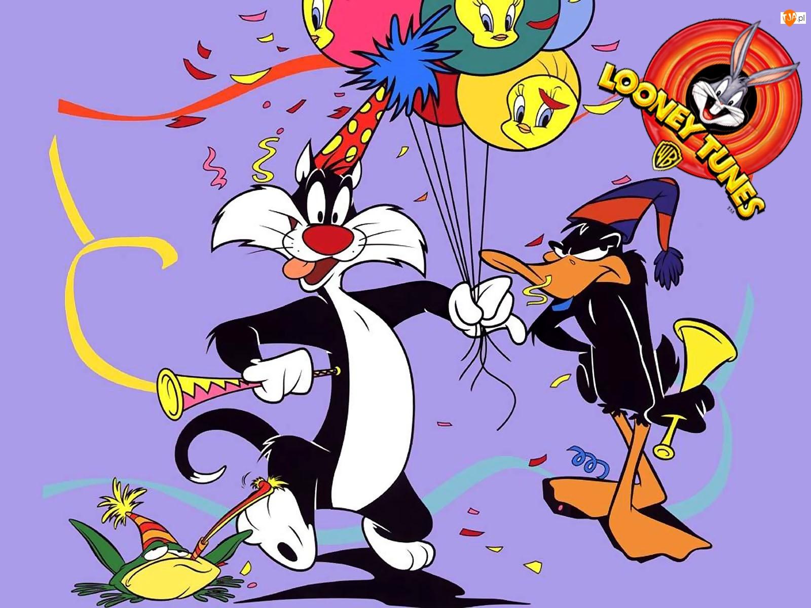 Impreza, Looney Tunes, Baloniki