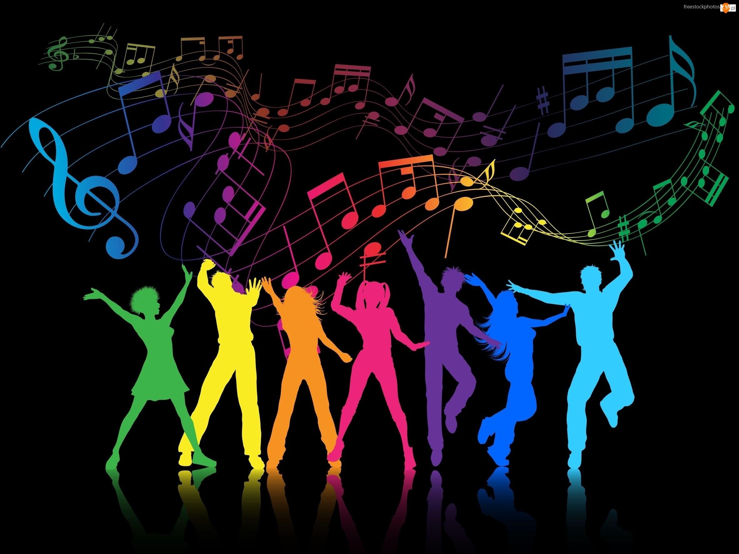 Muzyka, Dyskoteka, Dance, Taniec