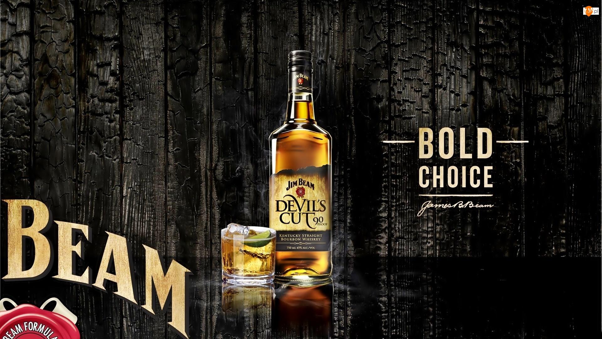 Szklanka, Whisky, Butelka
