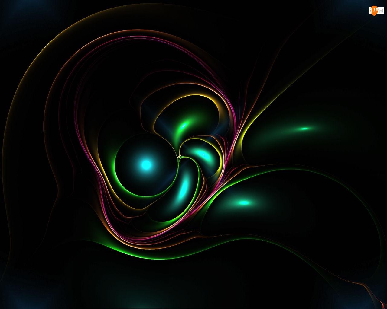 Kolorowe, Spirale