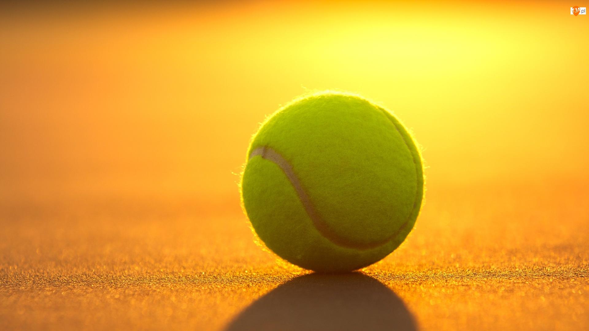 Piłka, Tenis