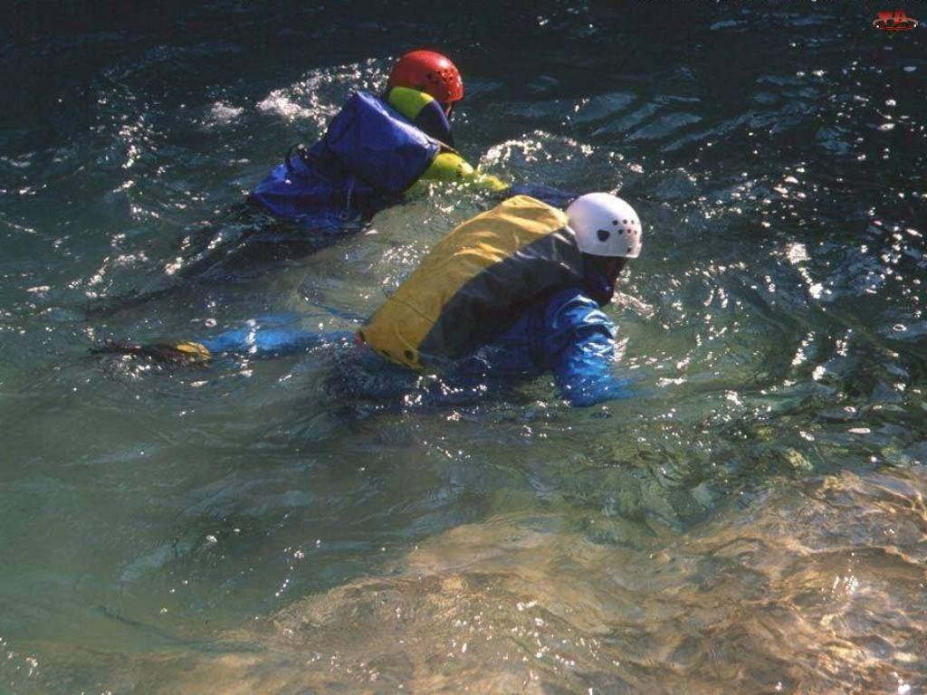 woda, Rafting, kaski