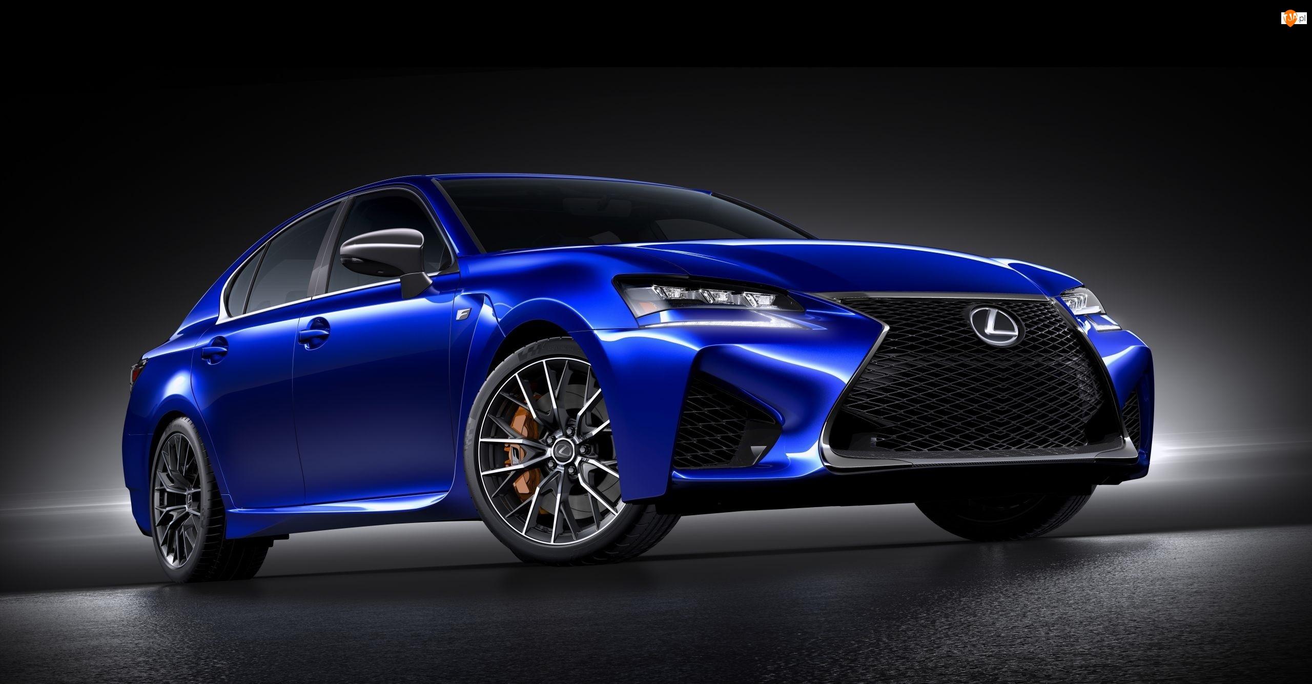 Lexus, GS