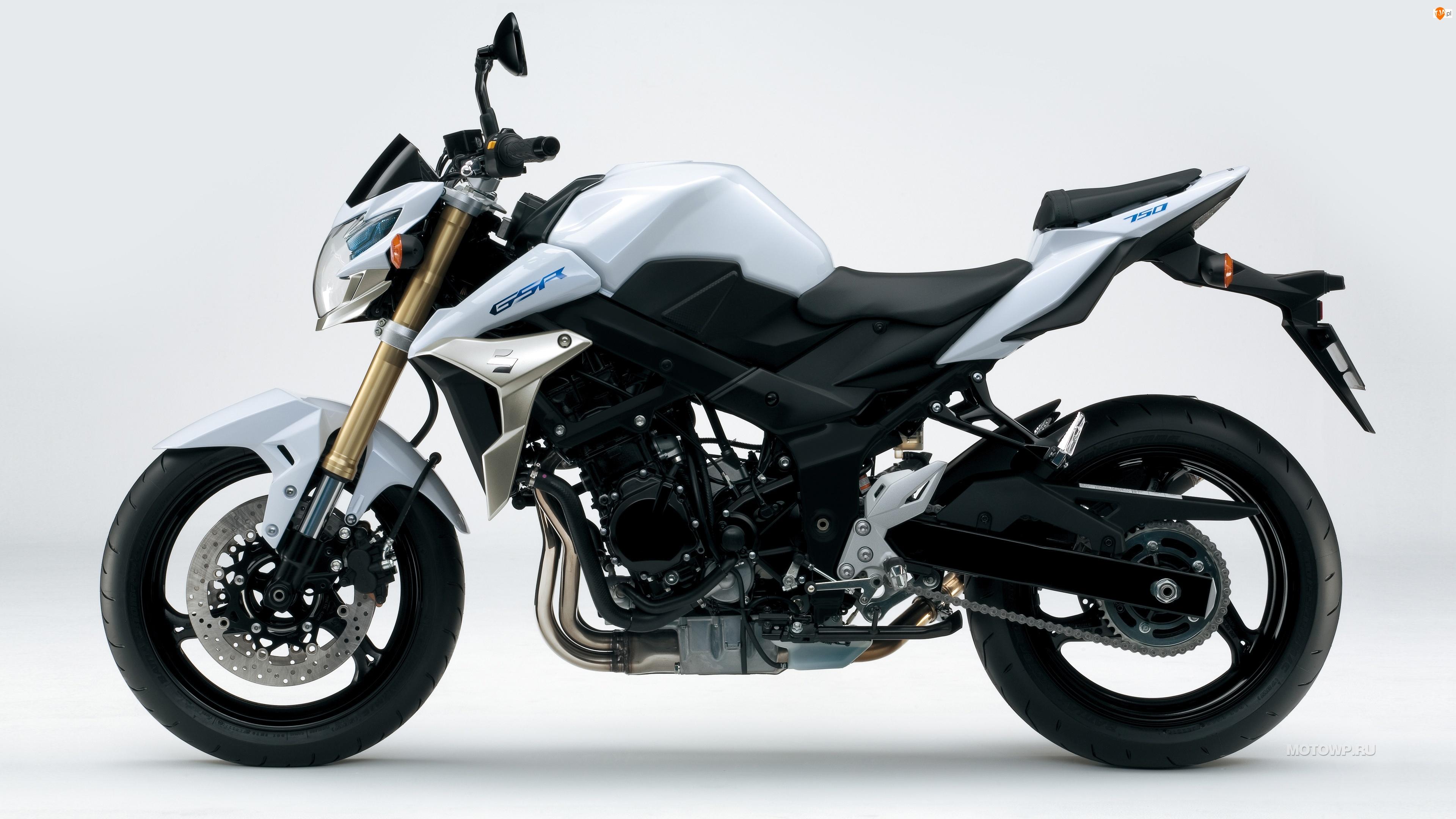 GSR750, Motocykl, Suzuki