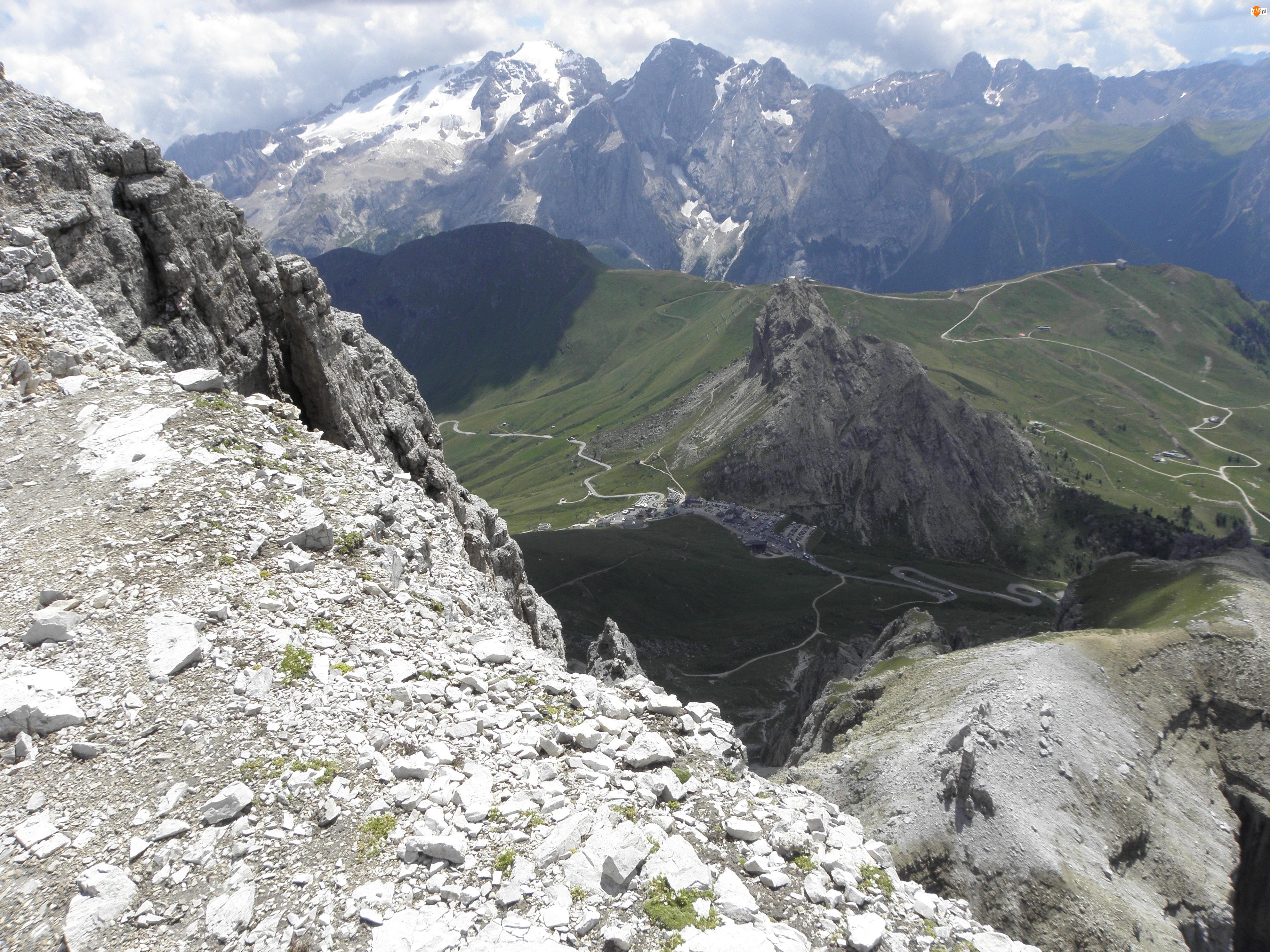 Góry, Dolomity, Włochy