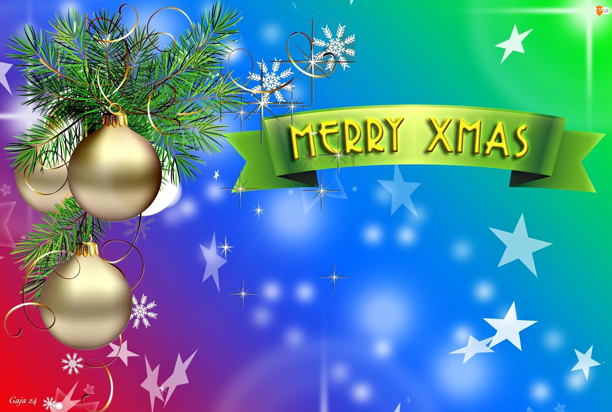 Święta, Bombki, Życzenia