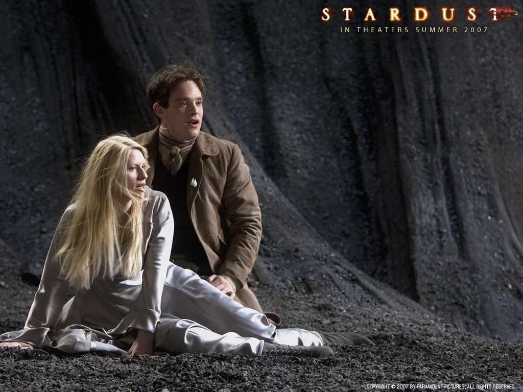 Stardust, las, Charlie Cox, Claire Danes