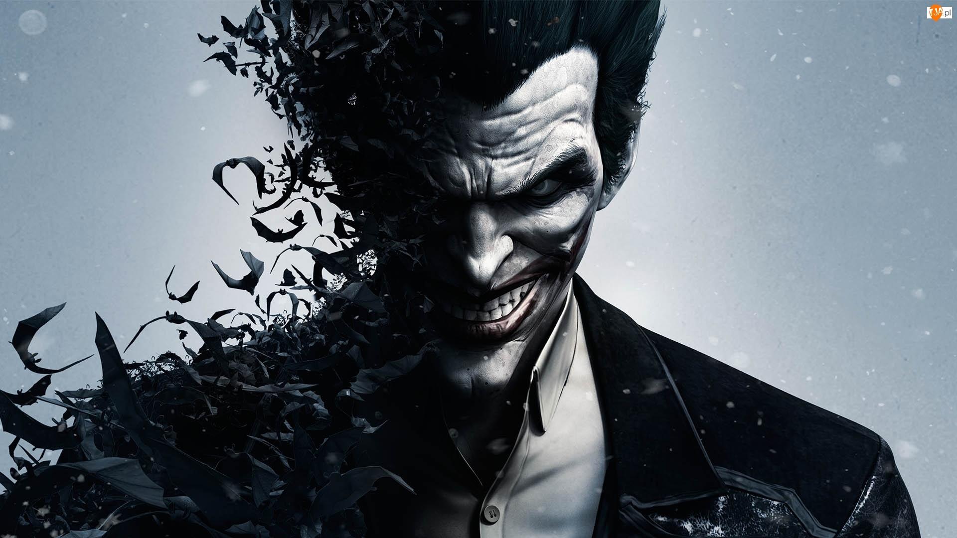 Nietoperze, Joker, Twarz