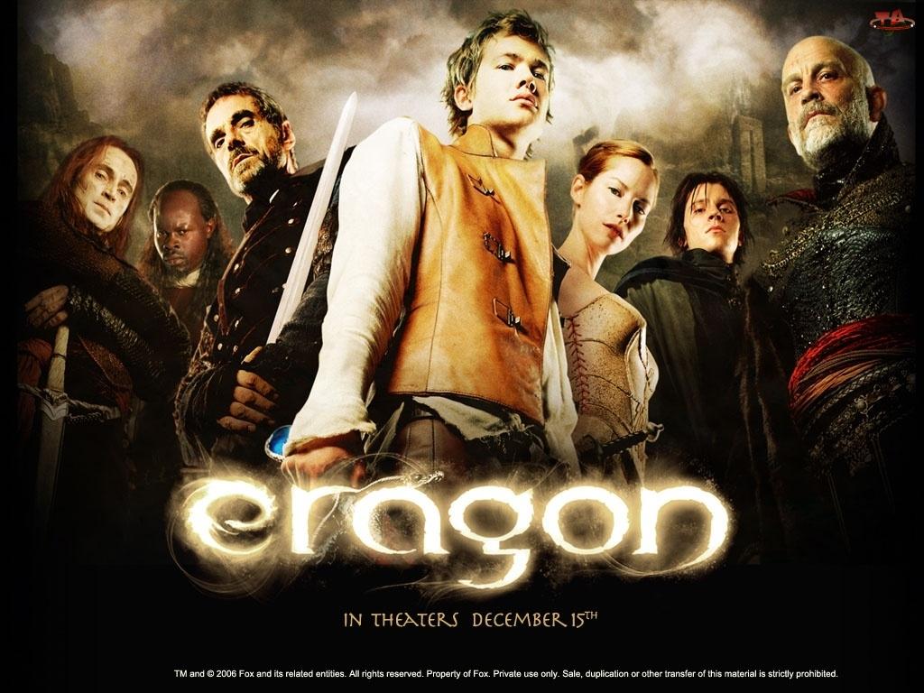 postacie, Eragon, Edward Speleers, John Malkovich, Robert Carlyle