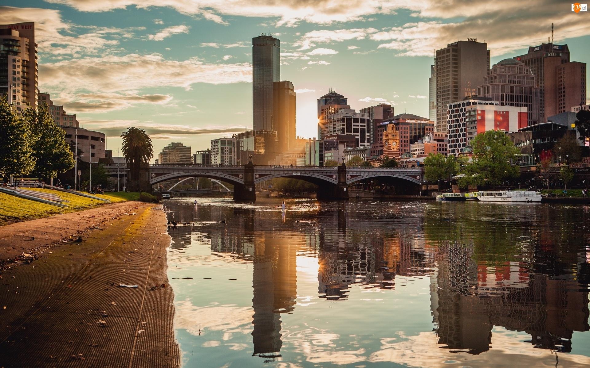 Most, Australia, Melbourne