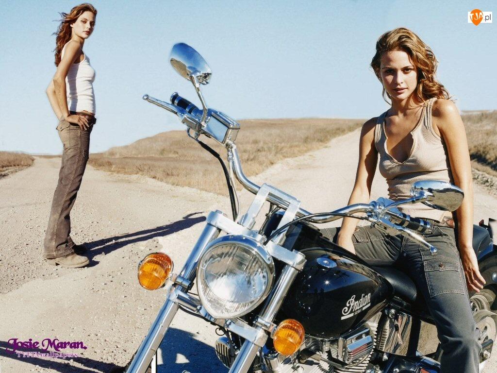 droga, Josie Maran, motor