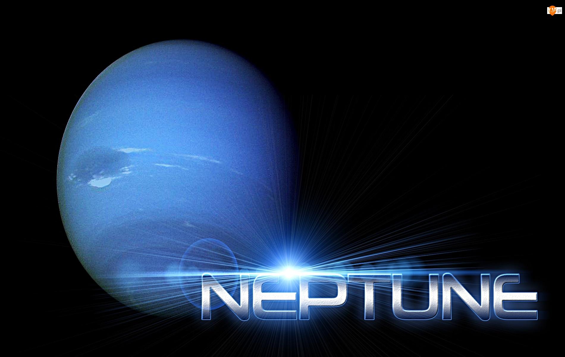 kosmos, Neptun, planeta