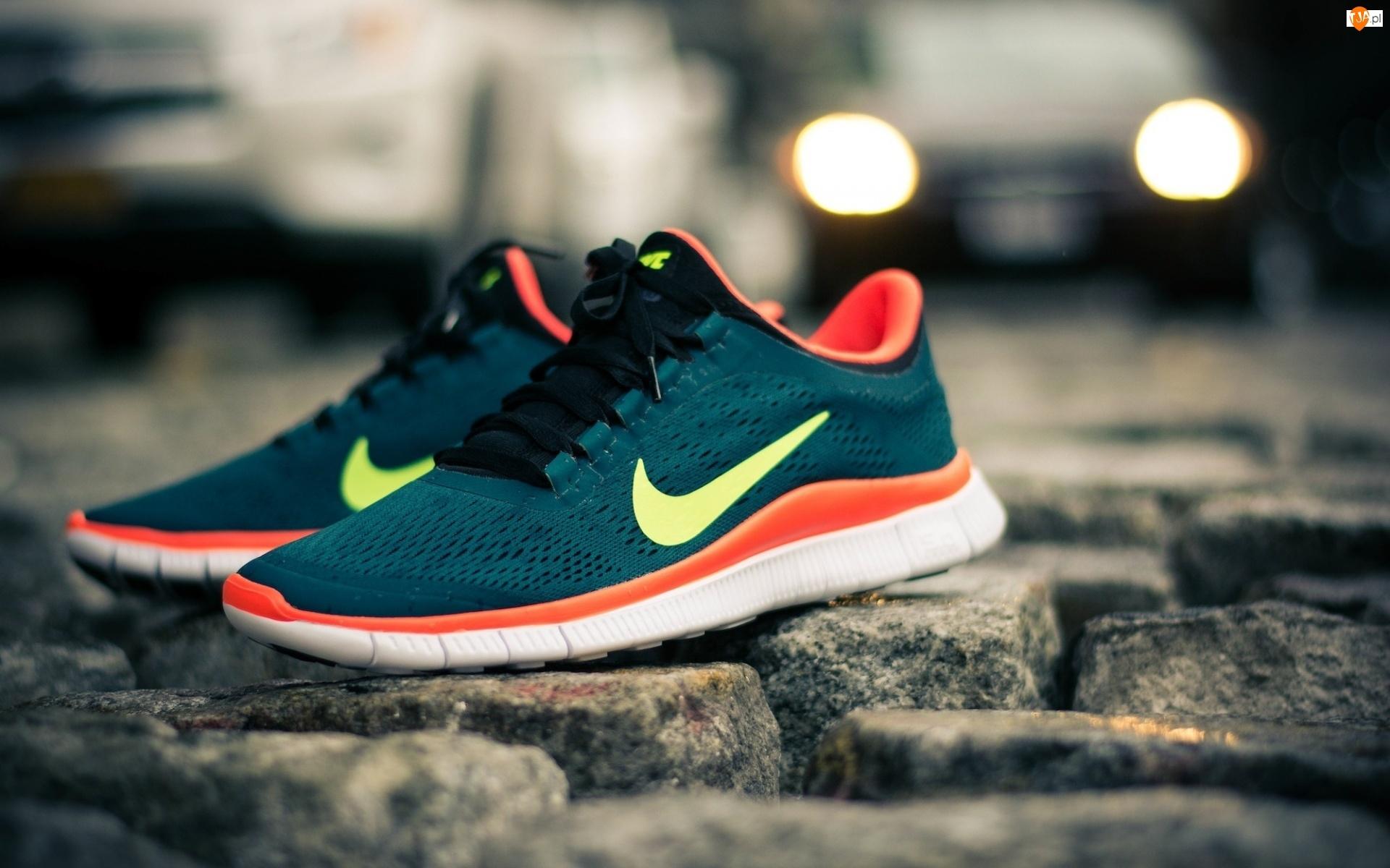Nike, Buty, Sportowe