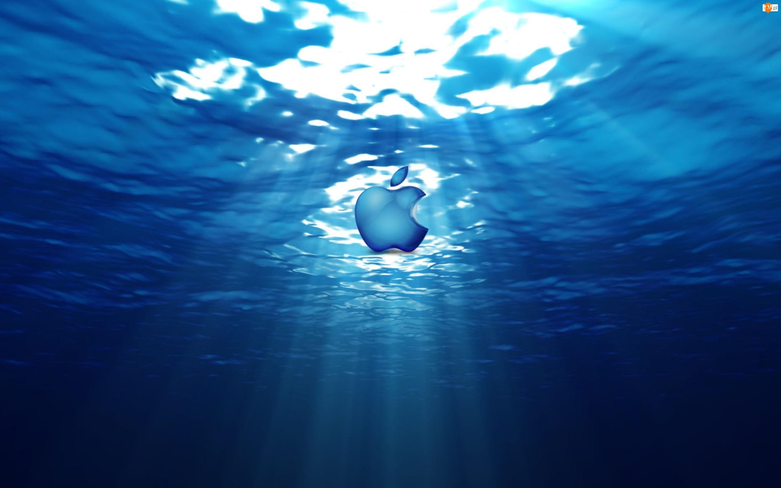 Apple, Podwodne, Logo