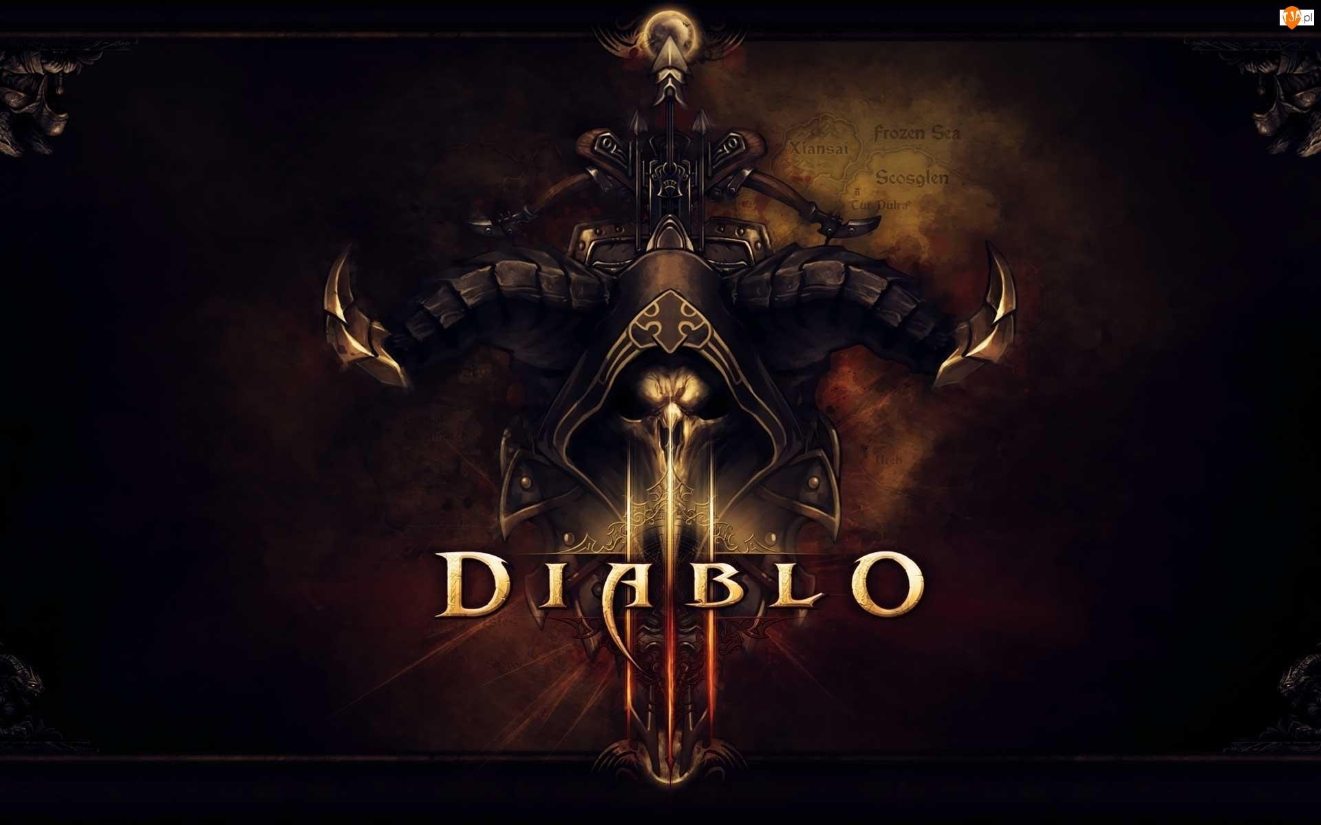 Czaszka, Diablo 3, Trupia