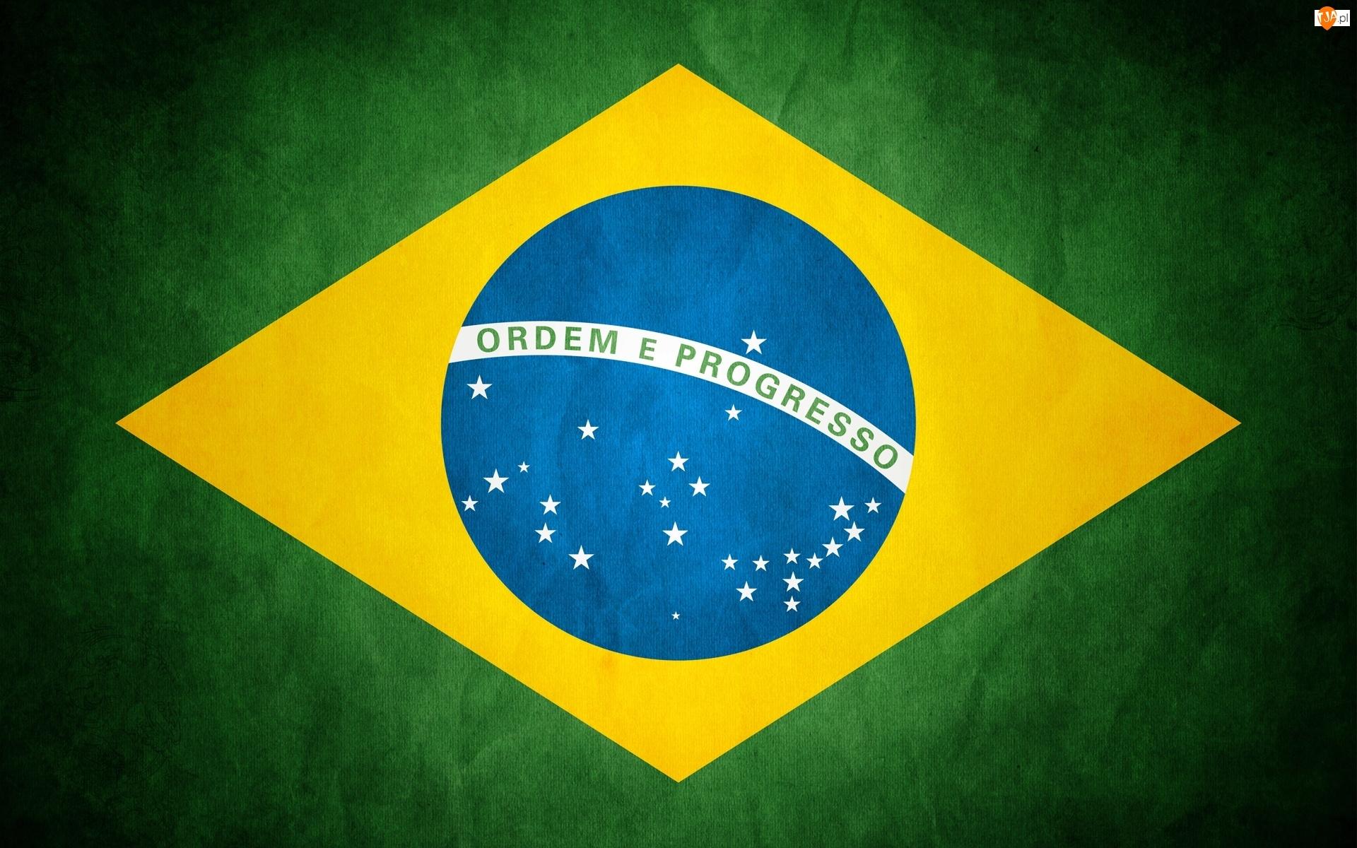 Flaga, Brazylia