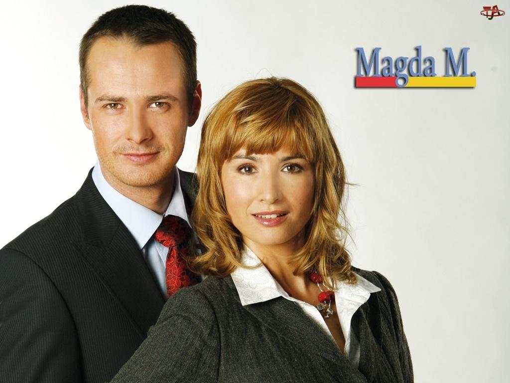Magda M, Aktorzy