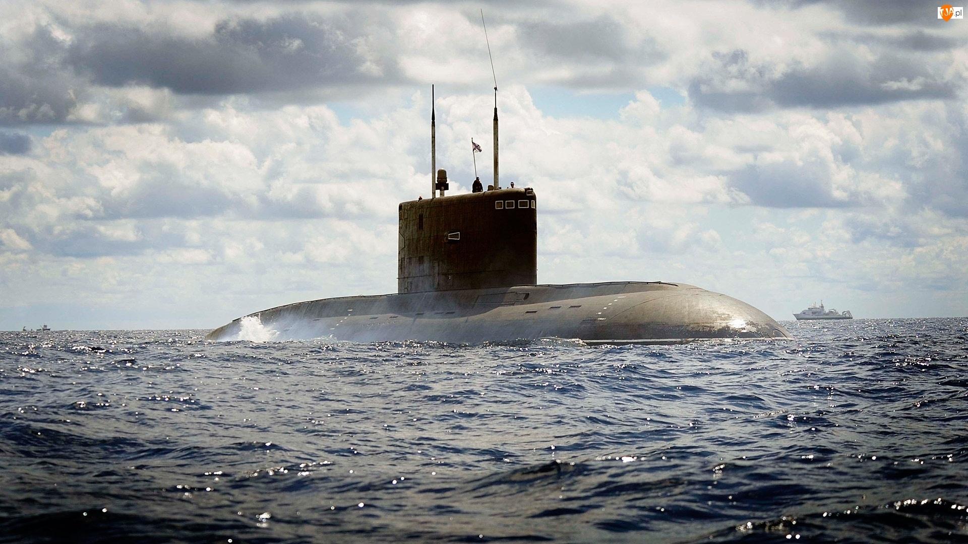 Statek, Podwodny