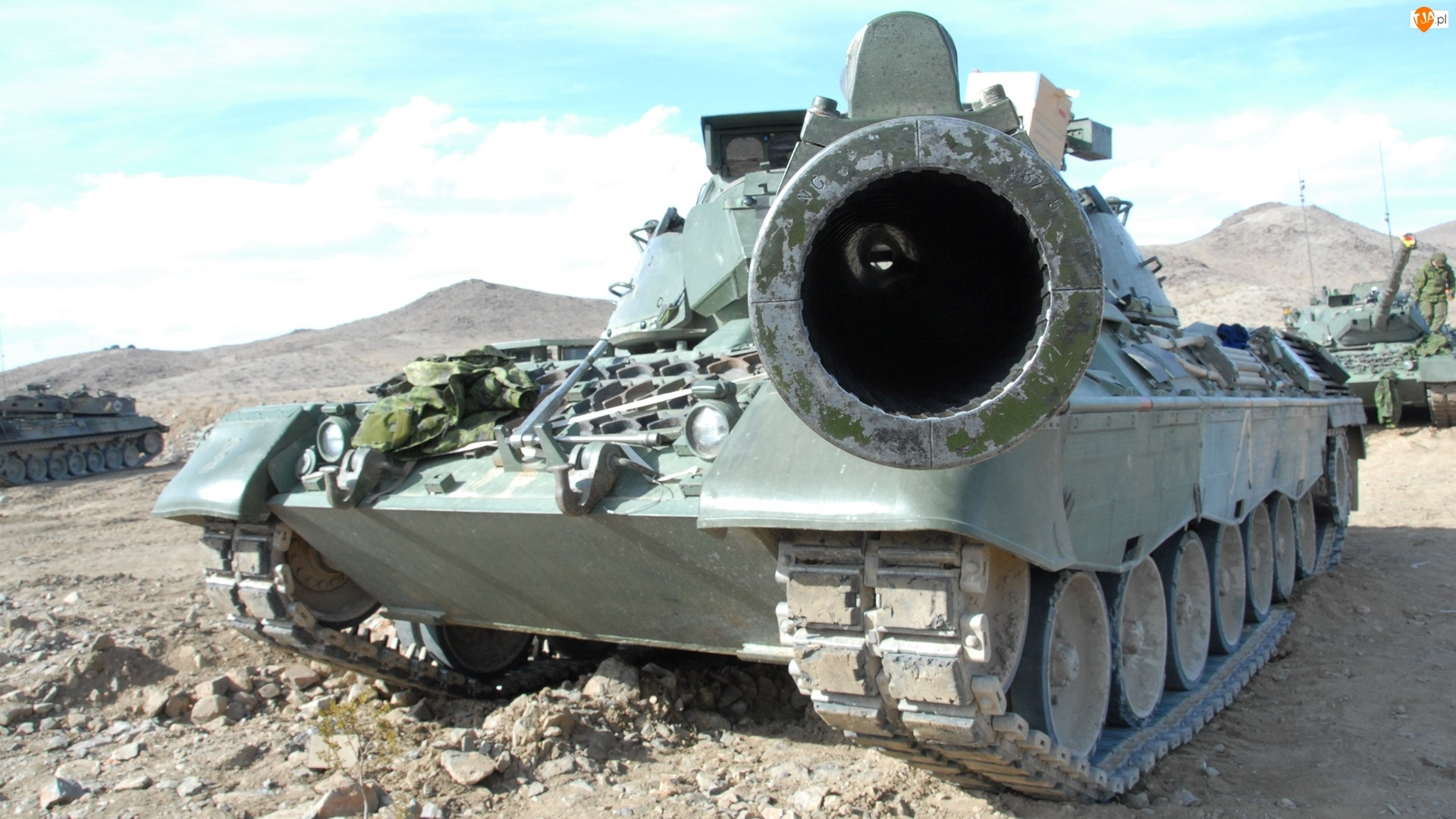 C2, Czołgi, Leopard