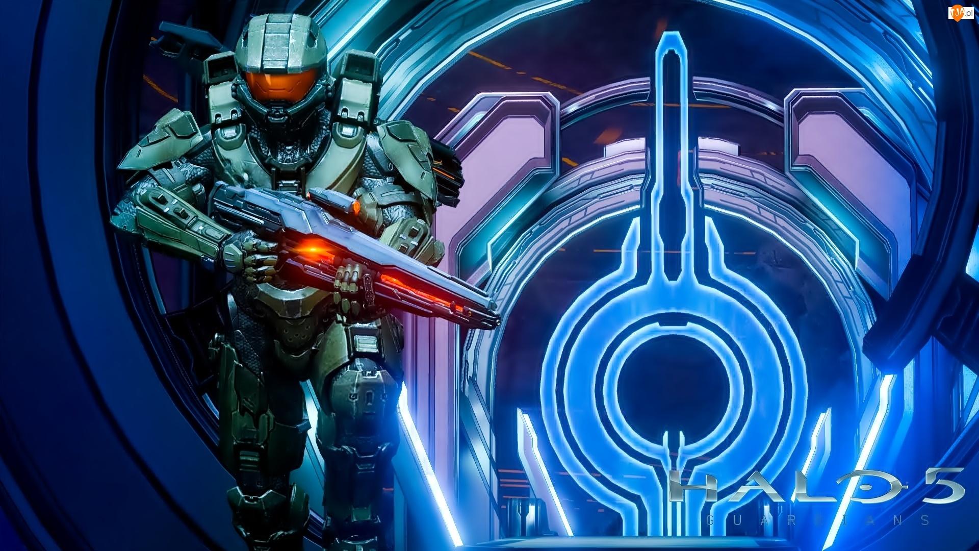 Halo 5, Guardians