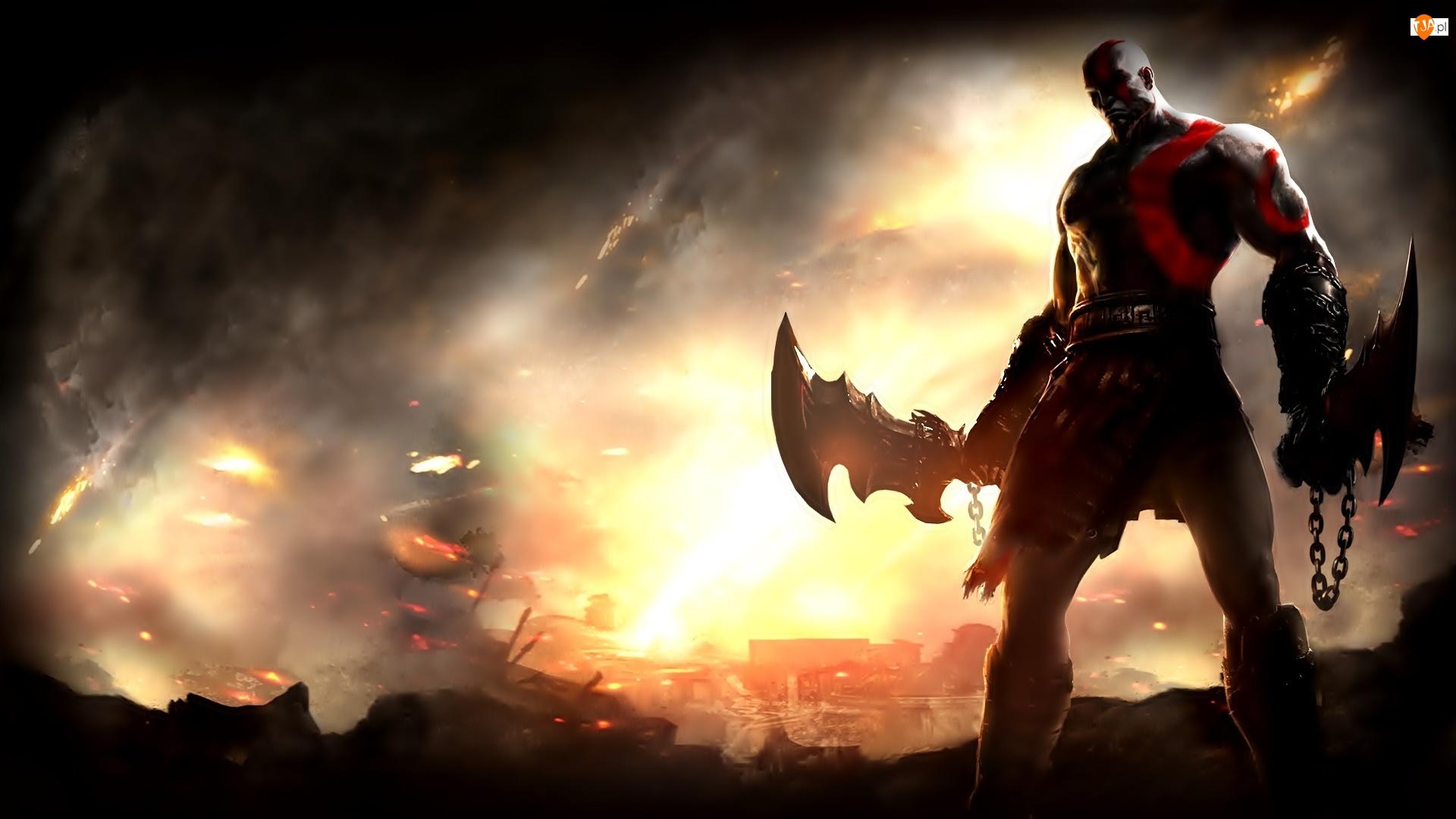 God Of War, Krotos