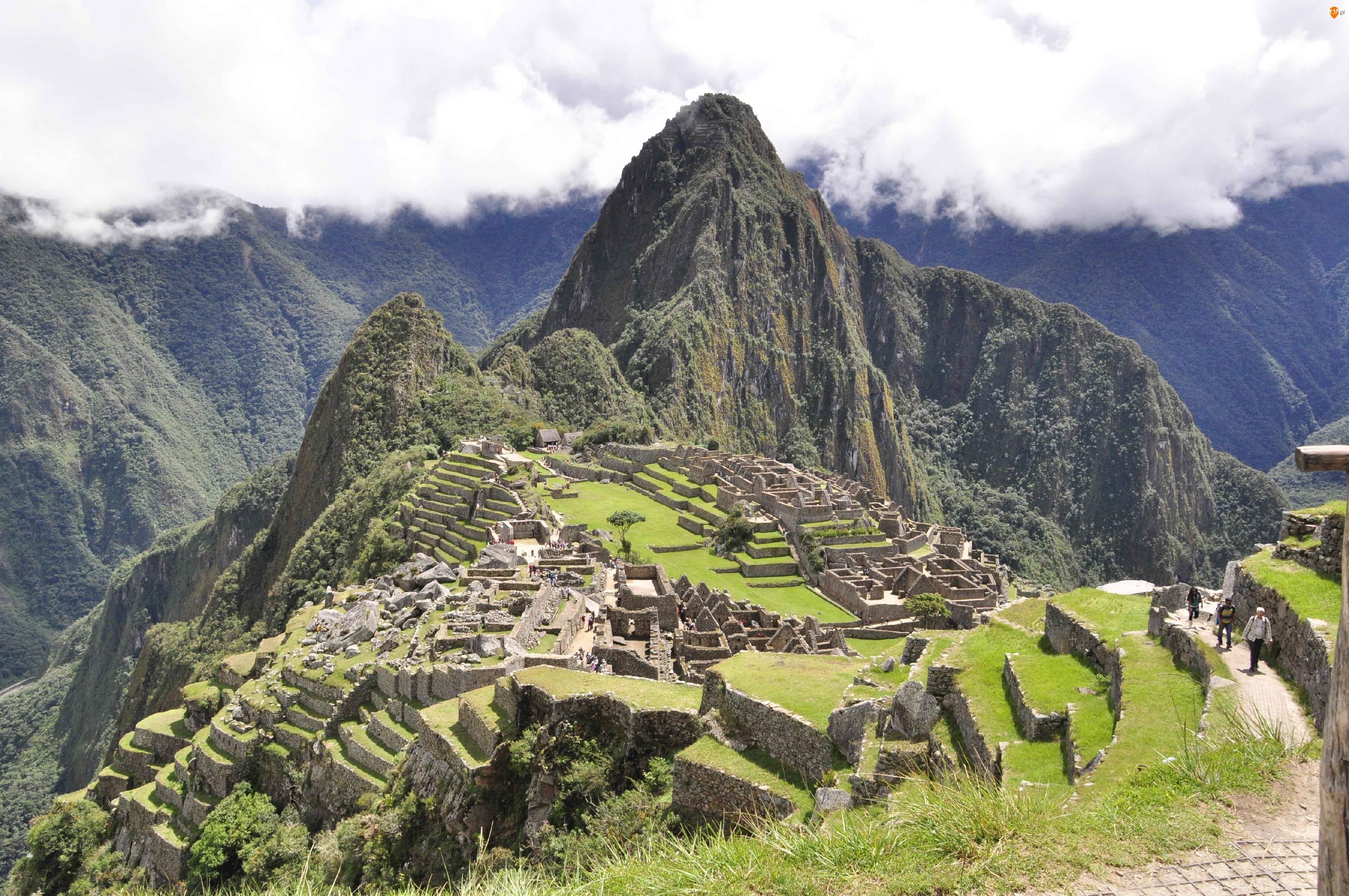 Góry, Peru, Manchu Pincchu