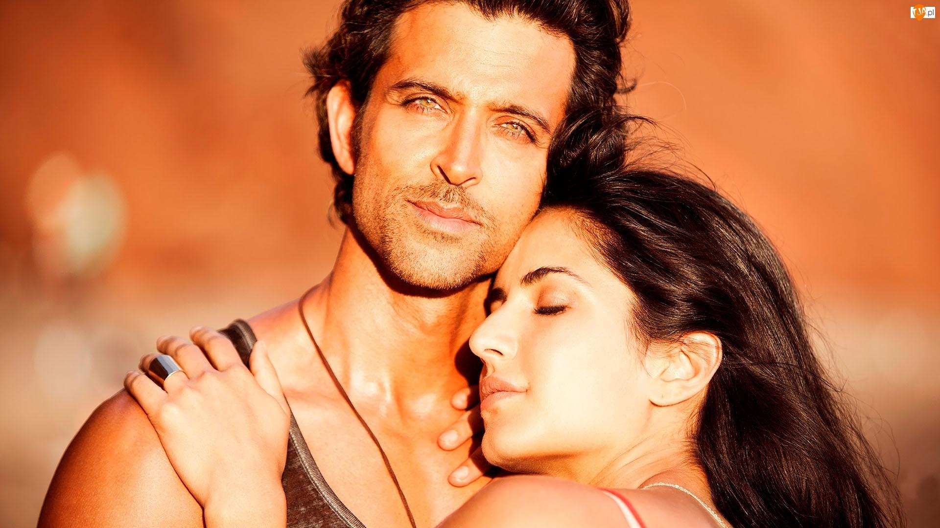 Miłość, Film, Hrithik Roshan, Bang Bang, Katrina Kaif