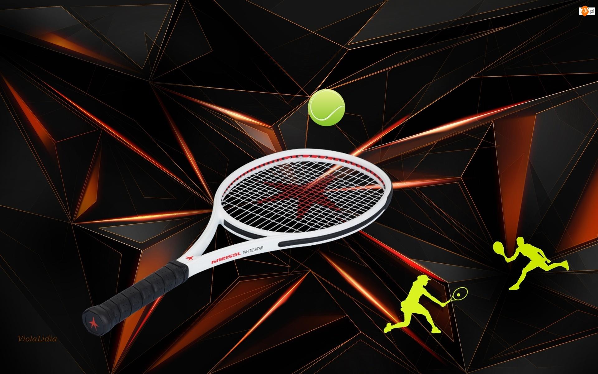 Grafika, Tenis