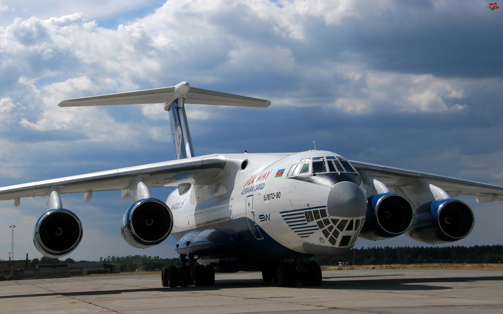 Cargo, Iliuszyn, Ił-76